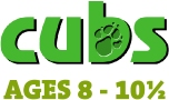 Cubs - Ages 8 to 10½